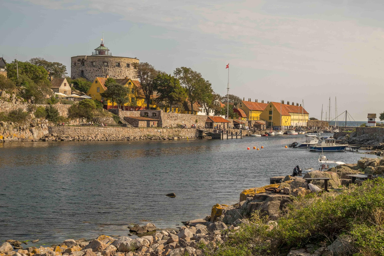 Christiansø: Blick Richtung Süden